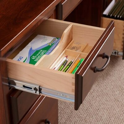 Divided Drawers