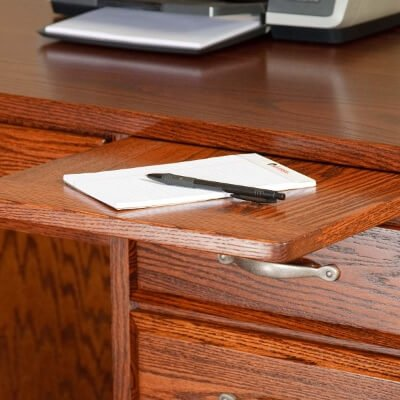 Pullout Writing Tray
