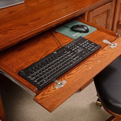 Keyboard Tray Pullout