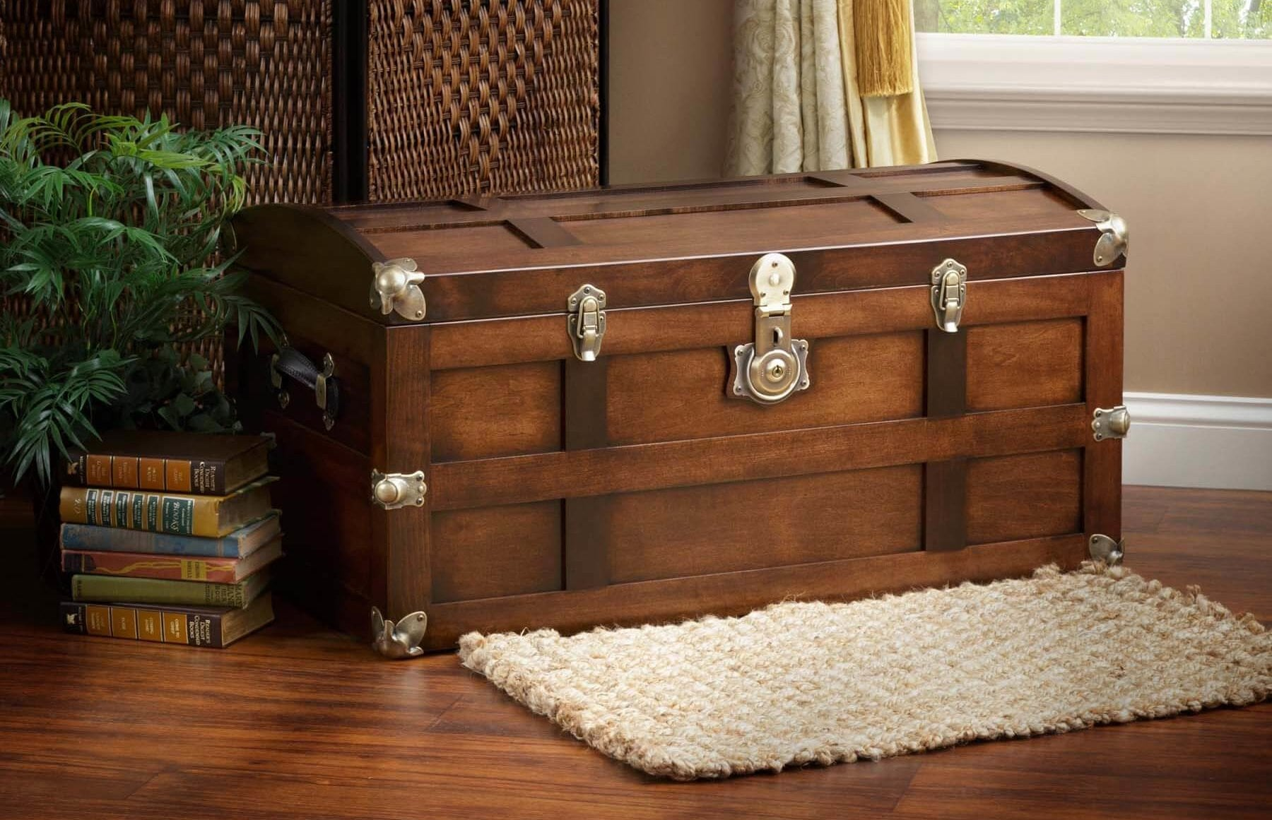 Steamer Trunk Series